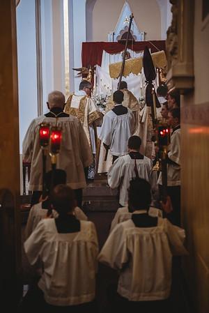 _NIK4330 Holy Thursday FSSP