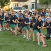 8th Grade Tug O War Team.
