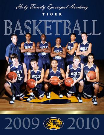 Basketball 2009-2010 Program Cover