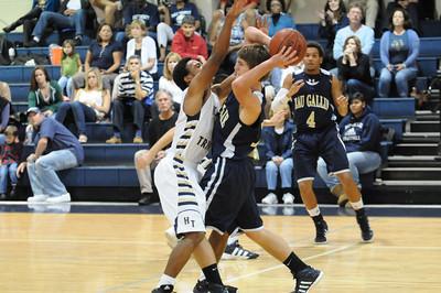 Basketball Holy Trinity vs. Eau Gallie