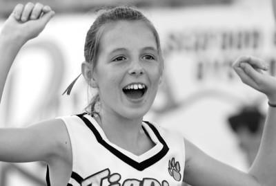 JH & JV Cheerleading 2007/2008
