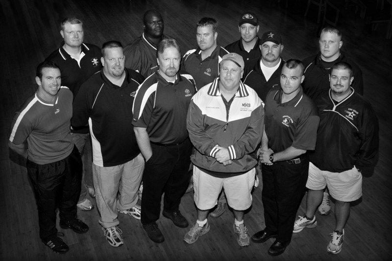 2007 South All-Star Varsity Football Coaches