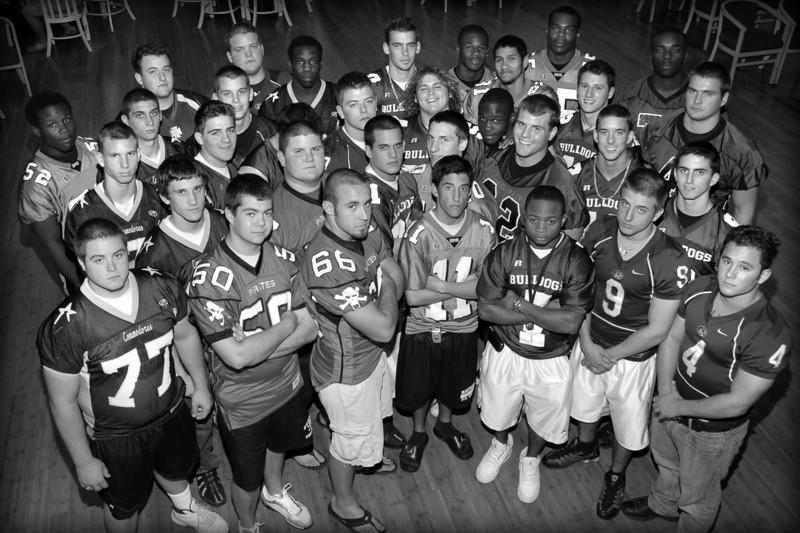 2007 South All-Star Varsity Football Team