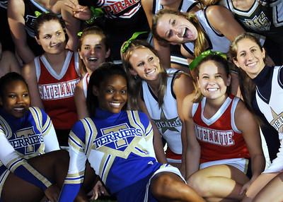 2008 Brevard County North & South All Star Cheerleaders