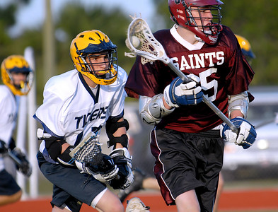 Holy Trinity Lacrosse 2007