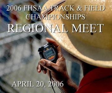 2006 FHSAA Championships Regional Meet
