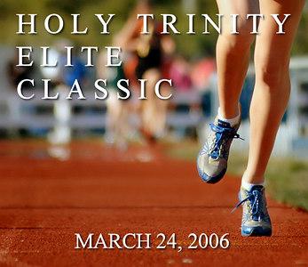 Holy Trinity Track 2006