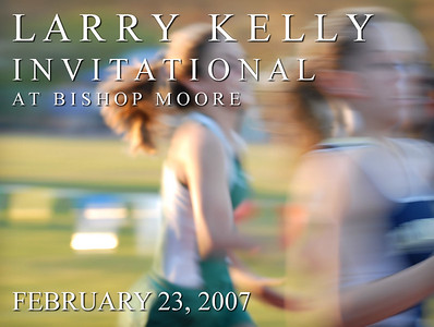 Holy Trinity Track 2007