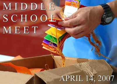 Middle School Meet