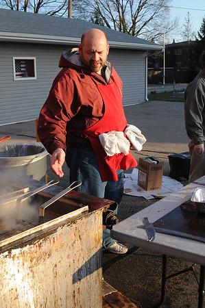 2011-03-11 John XXIII Fish Fry