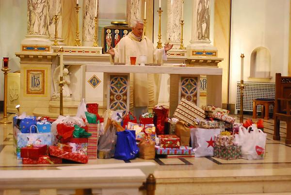 2011-11-24 Thanksgiving Day Mass