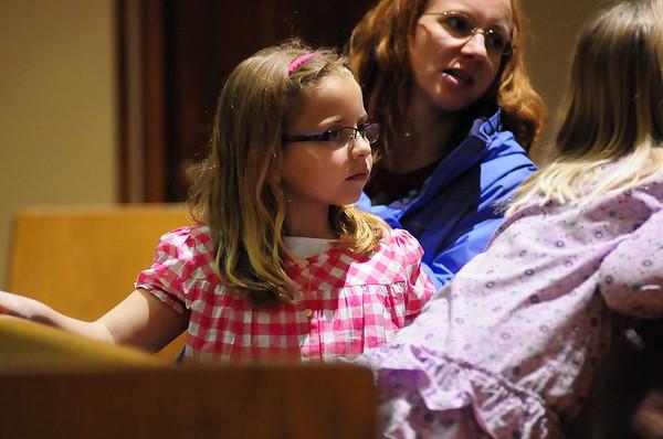 2012-03-03 Family Eucharist Workshop