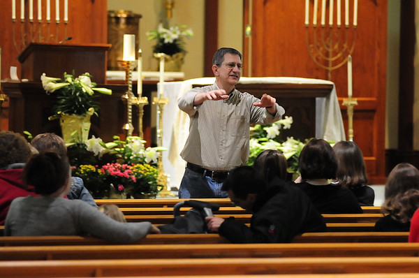 2012 Easter Vigil