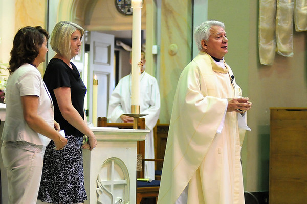 2012 Post Easter Mass