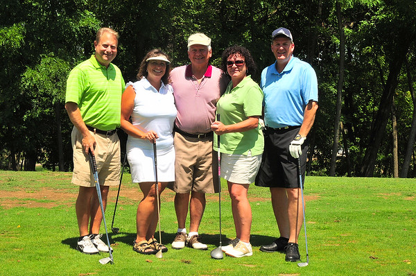 2012 Golf Outing Groups