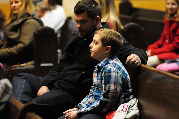 2013-03-13 Family Eucharist Workshop