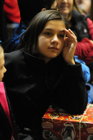 2013-11-18 PREP Operation Christmas Child Ceremony
