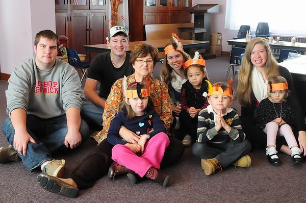 2013-11-24 EC PREP Thanksgiving Feast