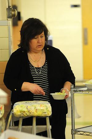 2014-01-12 Rite of Enrollment Dinner prep