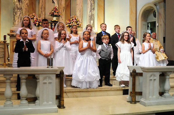 2014-04-26 1st Communion Group A