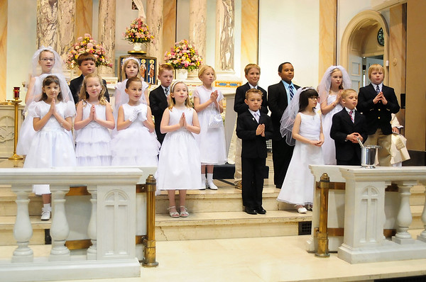 2014-04-27 1st Communion Group C
