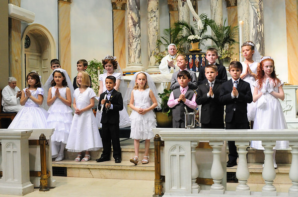 2016-04-23 1st Communion Group A