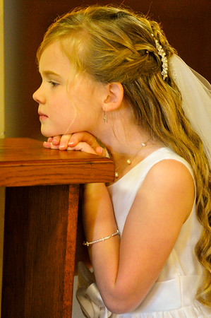 2016-04-24 1st Communion Group B