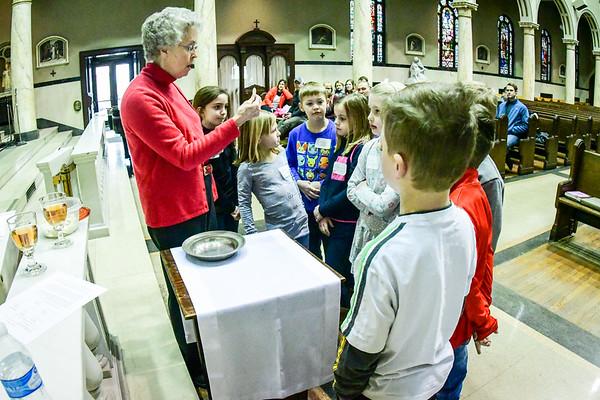 2017-03-04 Family Eucharist Workshop