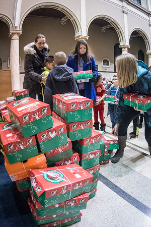 2017-11-13 PREP Operation Christmas Child Ceremony