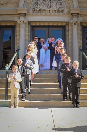 2018-04-29 First Communion Mass - Group C