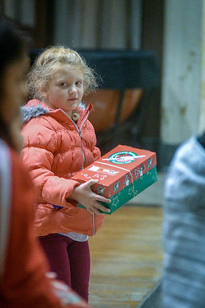 2018-11-12 PREP Operation Christmas Child Ceremony