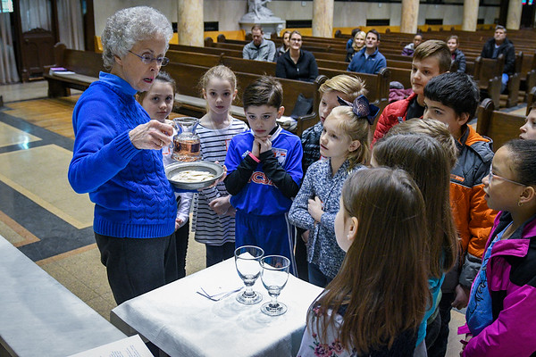 2019-03-09 Family Eucharist Workshop