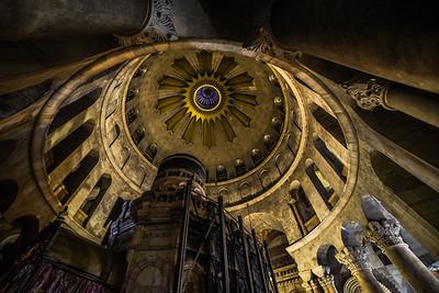 Holy Sepulchre -Jerusalem
