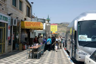 Druze village.