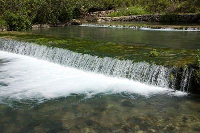 Headwaters of the River Jordan