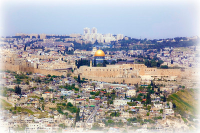 January  City of Jerusalem