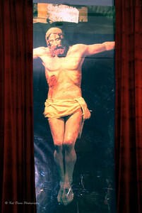 Hologram of what Jesus may have looked like, based on the Shroud of Turin.