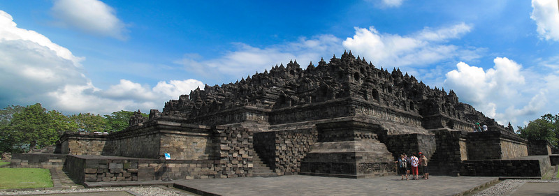 Borubudur, uniek boeddhistisch monument