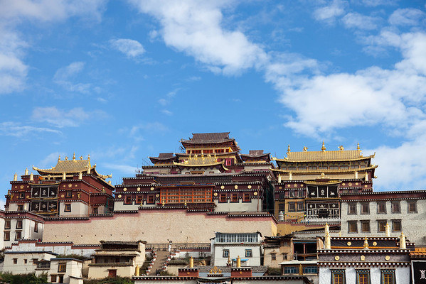 Shangri-La, Autonome Tibetaanse Prefectuur Dêqên dag 11 en 12