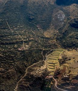 De archeologische site van Tipon