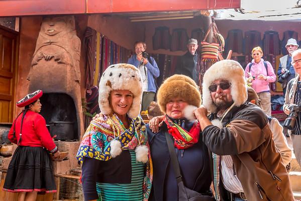 Dag 14 Cuzco - Chinchero en Maras