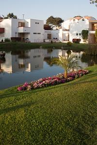 ICA : nog een laatste blik op de mooie tuin van ons hotel 'Las Dunas'