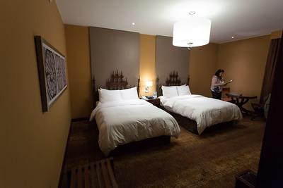 AREQUIPA: overnachten in het mooie in koloniale stijl opgetrokken 'Libertador' hotel