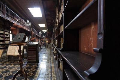 LIMA: bibliotheek van het klooster