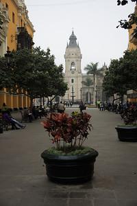 LIMA : kathedraal
