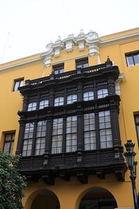LIMA : Plaza de Armas