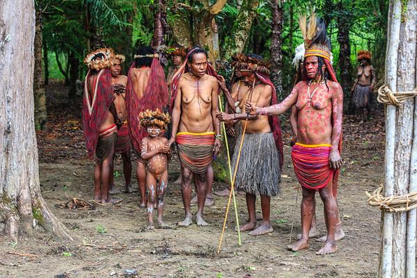 Wamena - Het Varkensfeest Dag 17
