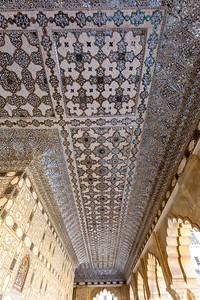 Sheesh Mahal of spiegelpaleis
