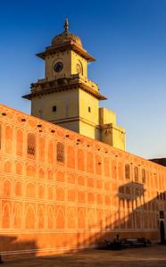 Clock Tower City Palace
