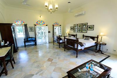 Nahargarh Fort Hotel